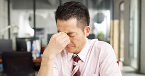 The Stress Impact on Financial Professionals